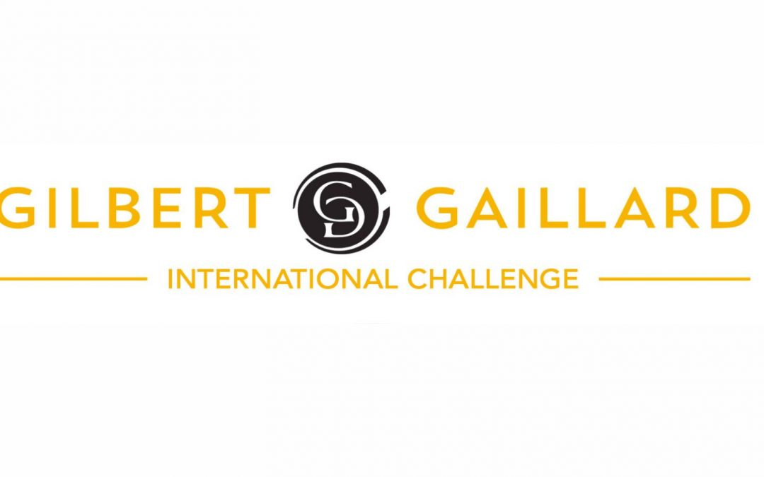Evol Oro en International Challenge Gilbert & Gaillard